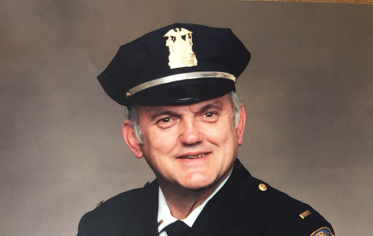 Aloysius A. Skierczynski, 88, retired Buffalo police officer, lifelong Kaisertown resident