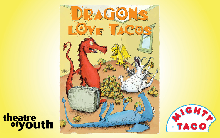 """TOY's """"Dragons Love Tacos"""" is Fiery Fun for the Whole Family"""
