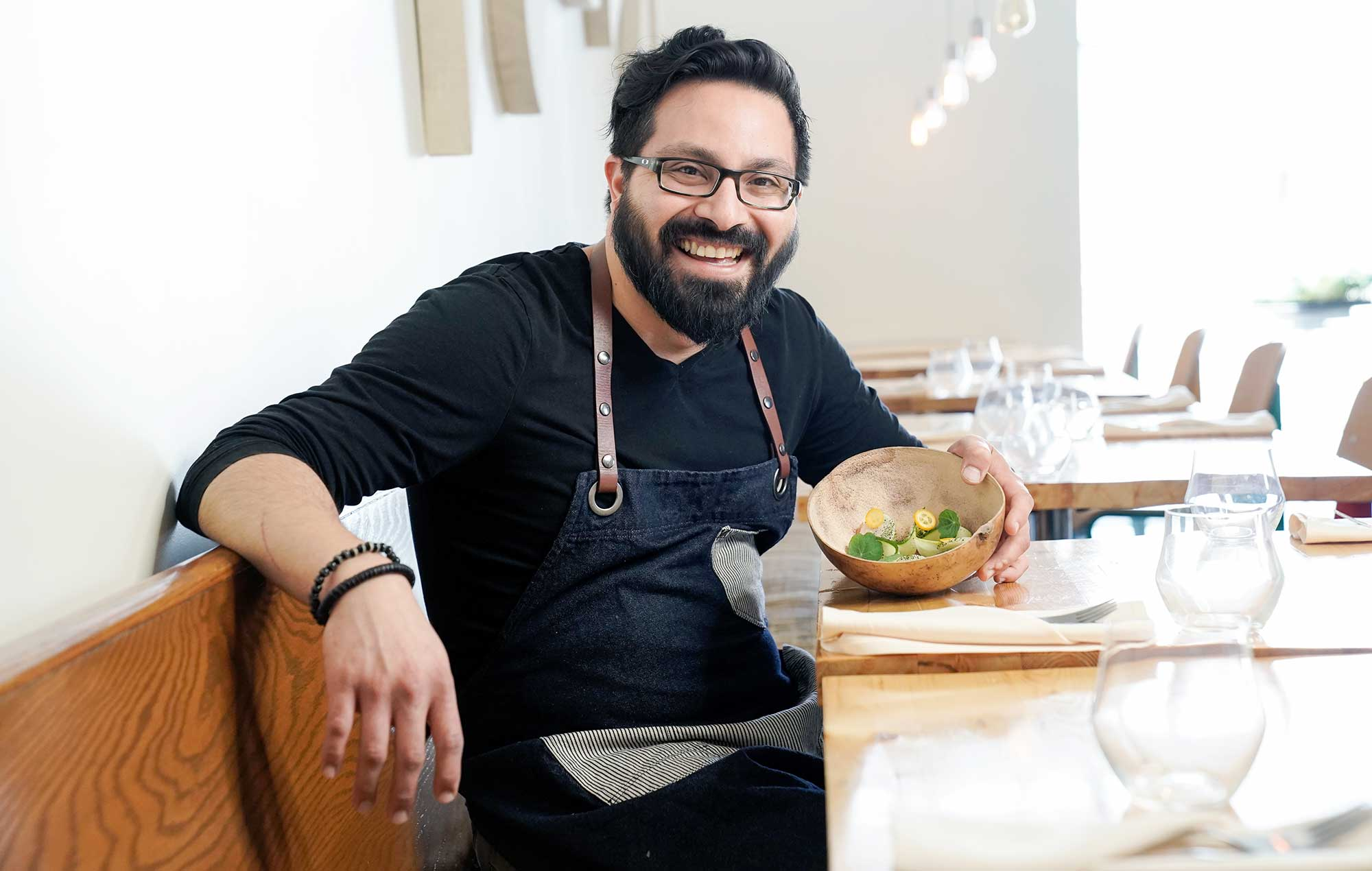 Cooking up acclaim with Victor Parra Gonzalez | Buffalo Magazine