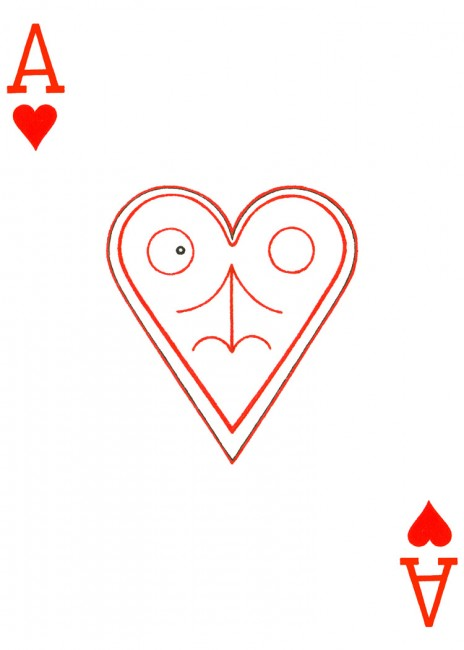 Ace of Hearts by Mike Nudleman