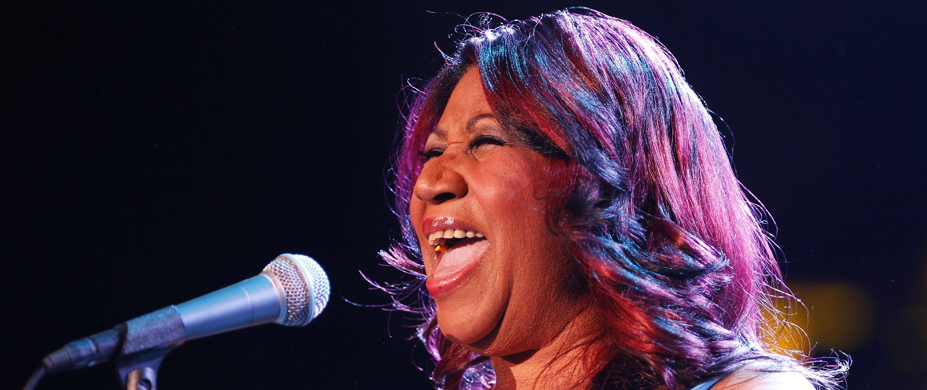 For dedicated Aretha Franklin fans of any sort, Jeff Simon says 'Amazing Grace' is not to be missed. (Harry Scull Jr./News file photo)