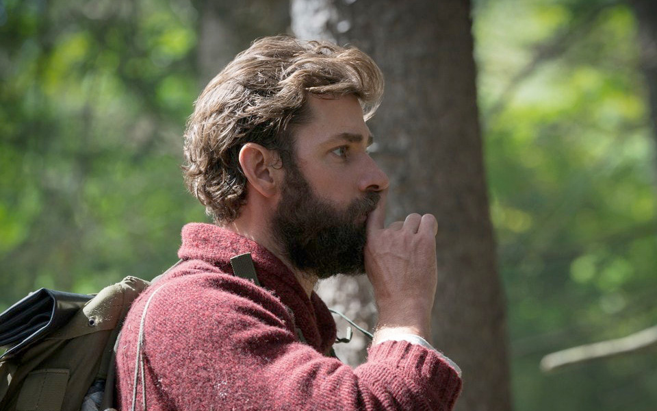 Shhh! John Krasinski in WNY scouting locations for A Quiet Place 2