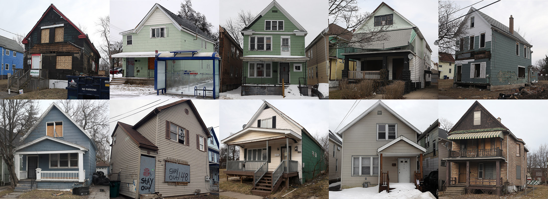 Kuwaiti real estate broker AbdulAziz HouHou and his companies flipped 160 houses in Buffalo between 2013 and 2016. (John Hickey/Buffalo News)