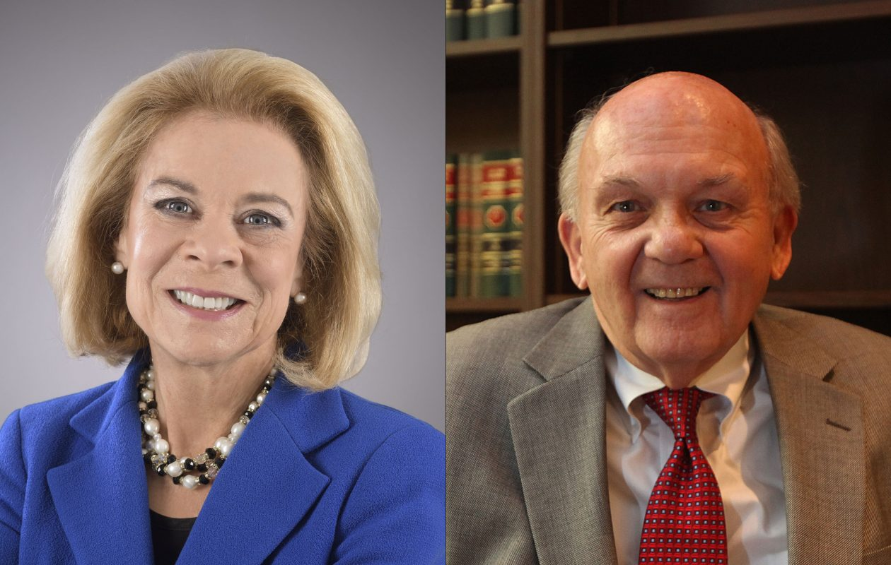 Federal investigators issued subpoenas to former state Surrogate's Court Judge Barbara Howe and former Appellate Division Justice Jerome C. Gorski as part of their investigation into the Diocese of Buffalo. (Provided photos)