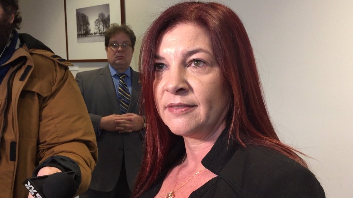 Marina Williams' appeal to the state Education Department has been dismissed. (Aaron Besecker/News file photo)