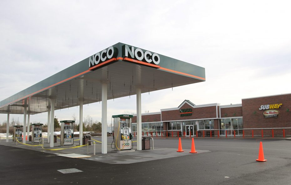 Noco Energy Corp. plans to sell 33 area stores to Marathon Petroleum. (News file photo)