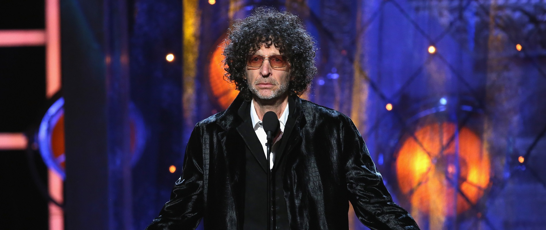 "Jeff Simon writes, ""Few books need hyping less than this one. Yes, of course, Howard Stern will be making talk show rounds to sell it, but its potential readership is already huge and built-in."" (Photo by Kevin Kane/Getty Images For The Rock and Roll Hall of Fame)"