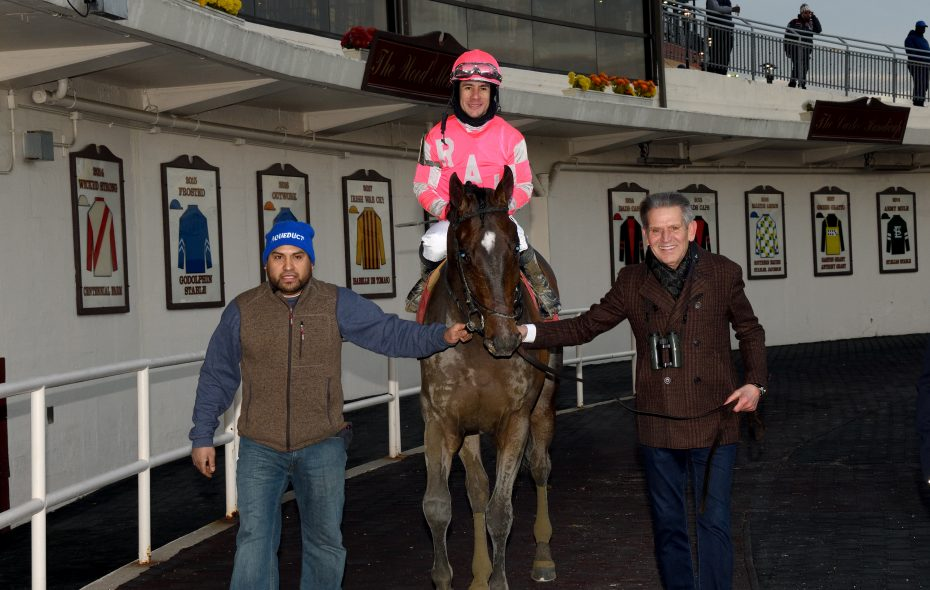 Tax, the Withers winner, could be a big price on Derby day. Photo Credit: NYRA