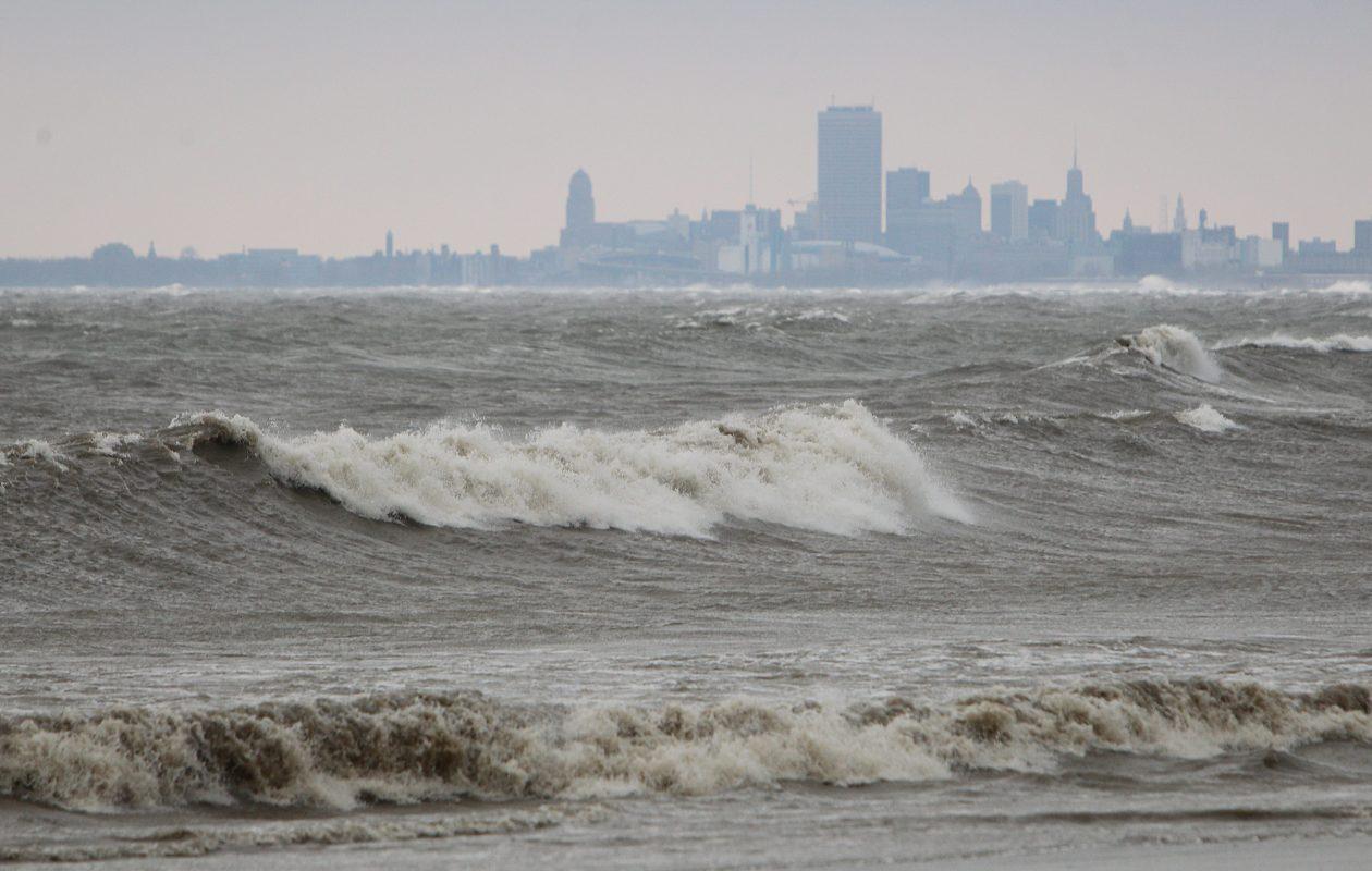 The view from Hamburg Town Park. (Sharon Cantillon/Buffalo News file photo)