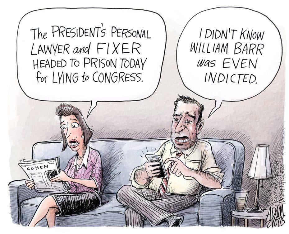 The fixer: May 7, 2019
