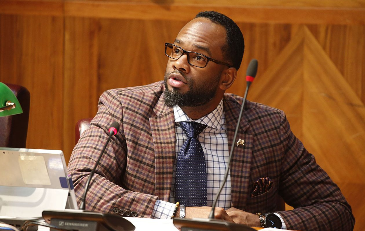 DA: Buffalo councilman 'did commit crime,' but no charges planned