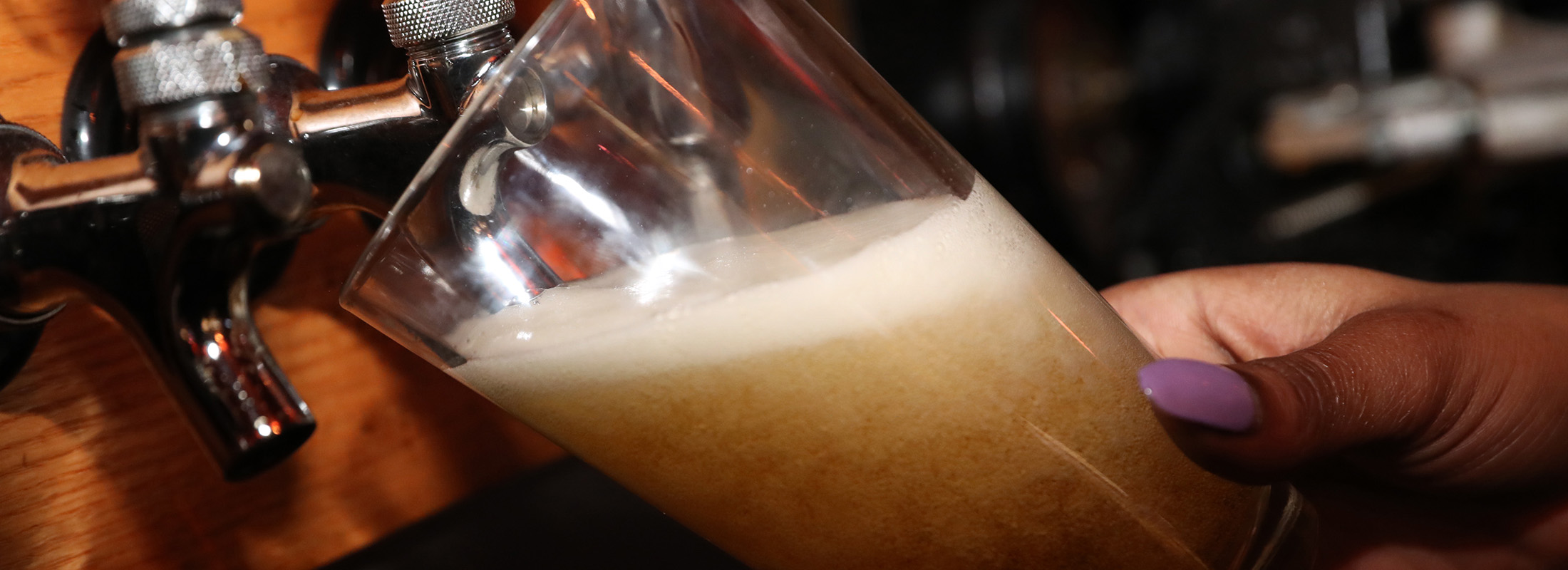 Buffalo's a great place to be if you enjoy craft beers. (Sharon Cantillon/News file photo)