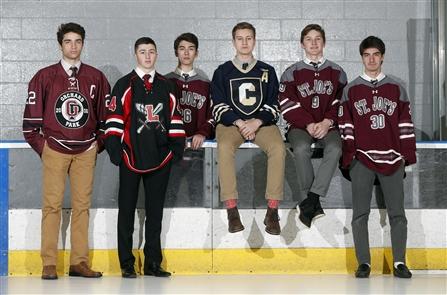 2019 All-Federation Boys Hockey Team