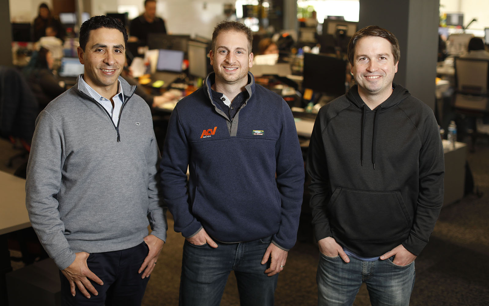 The Buffalo News Is Acv Auctions Buffalo S First Tech Goliath Upstate Venture Connect
