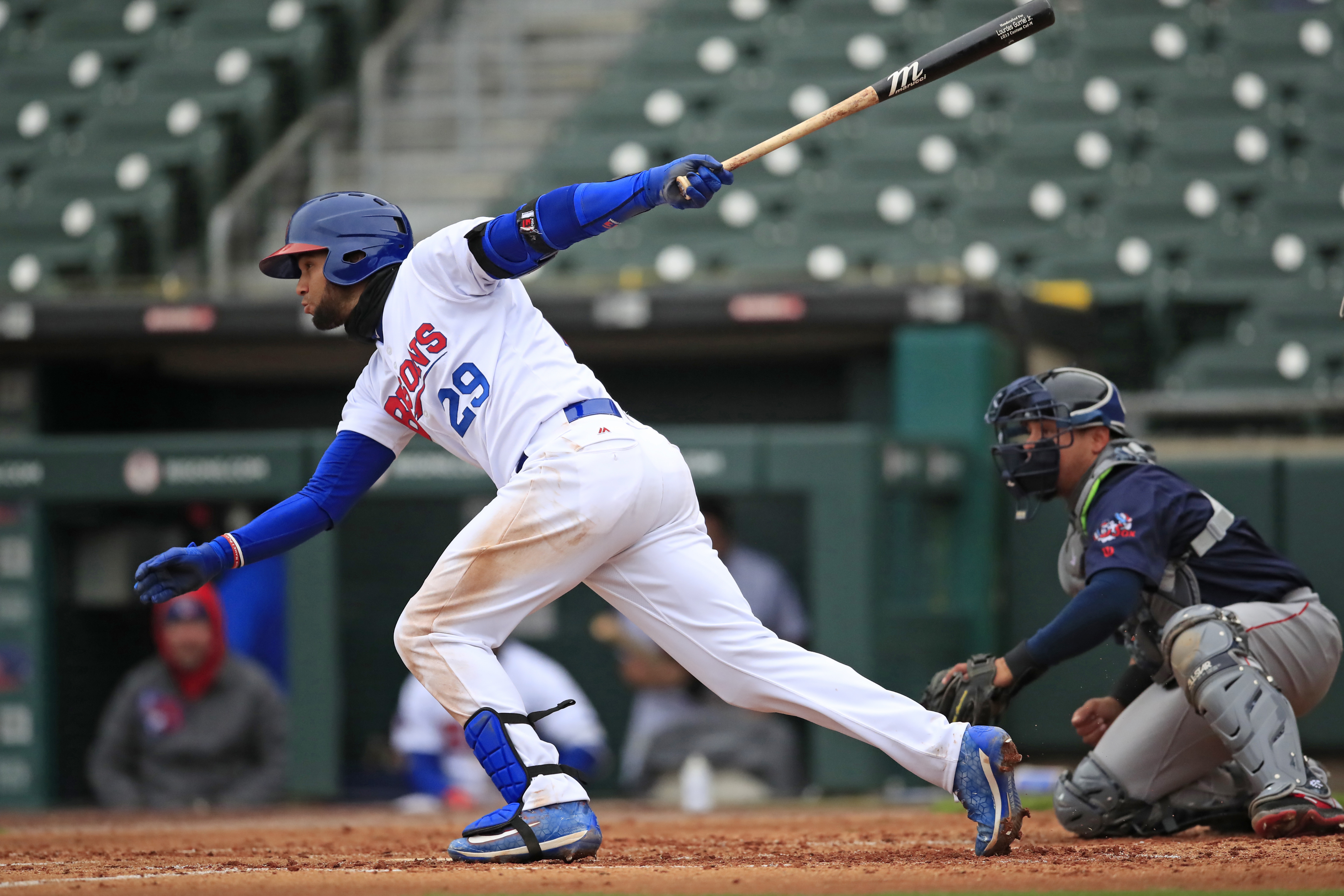buffalo bisons-lourdes gurriel jr-milb-toronto blue jays-mlb-2019