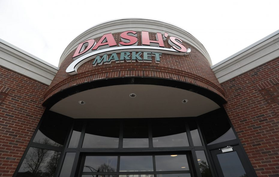 The Dash's Market on Hertel Avenue in Buffualo. Supermarket analyst praised Dash's and its owner Joe Dash, on a cable business show this year. (Sharon Cantillon/Buffalo News file photo)