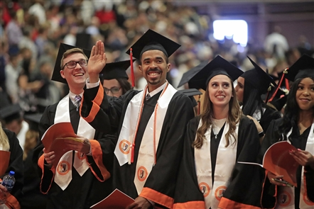 SUNY Buffalo State's 147th annual commencement