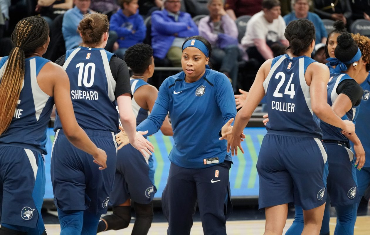 Former UB standout Cierra Dillard parts ways with WNBA's Los Angeles Sparks