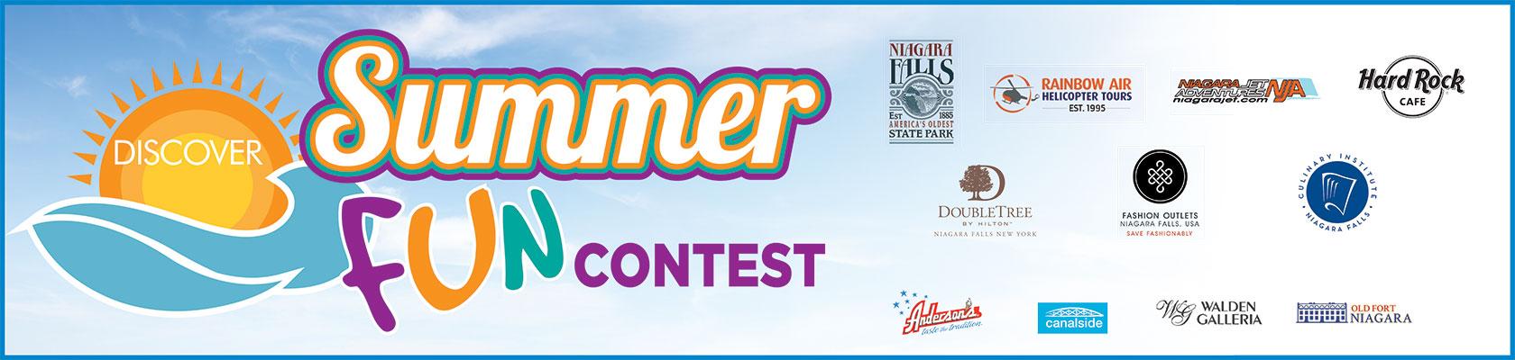 Discover 2019 Summer Fun Contest
