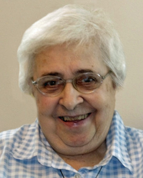 Sister Mary Oliver Cabana, 90, teacher, principal and parish minister