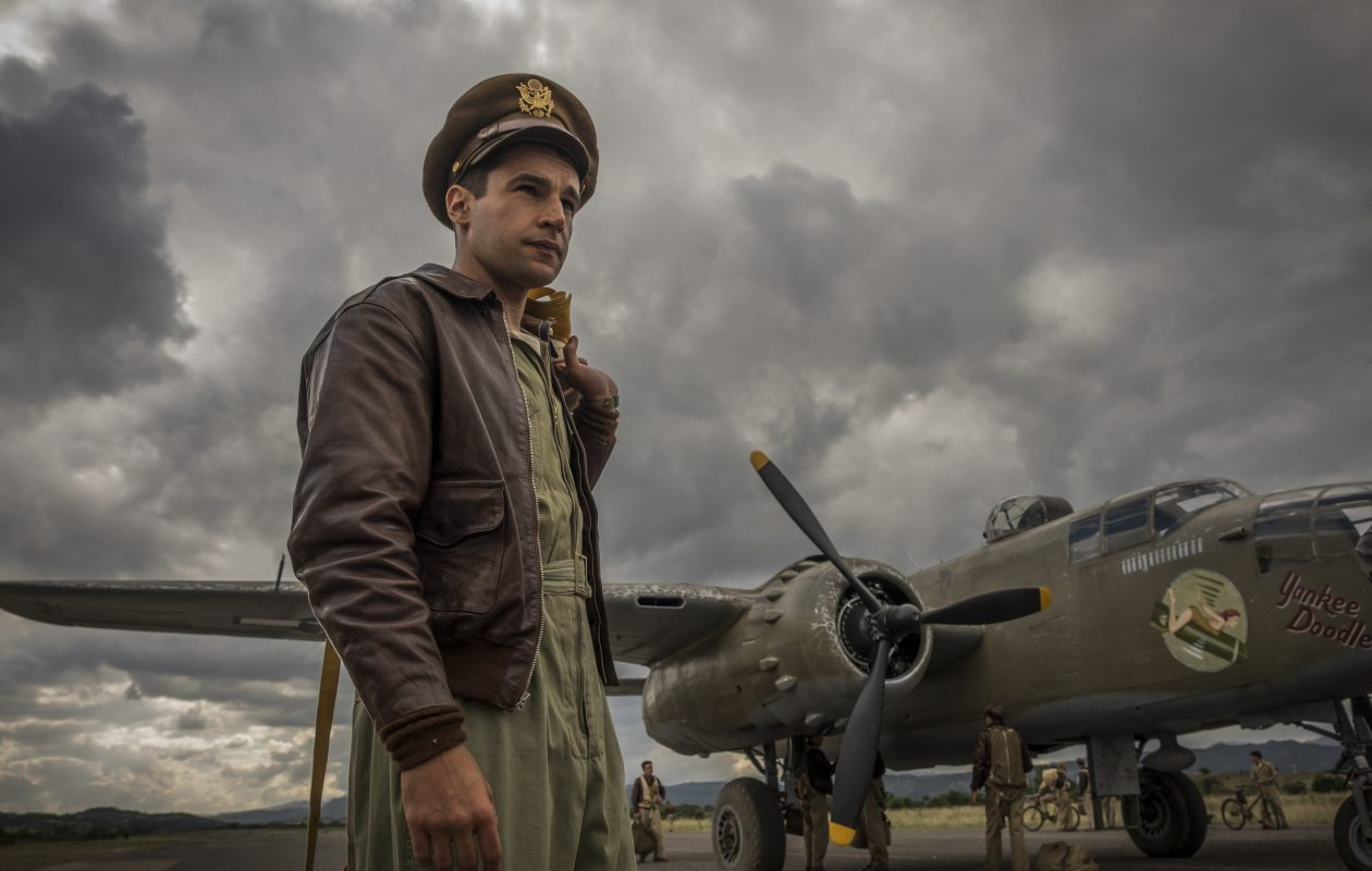 Christopher Abbott stars as Yossarian in Hulu's 'Catch-22.' (Philipe Antonello/Hulu)