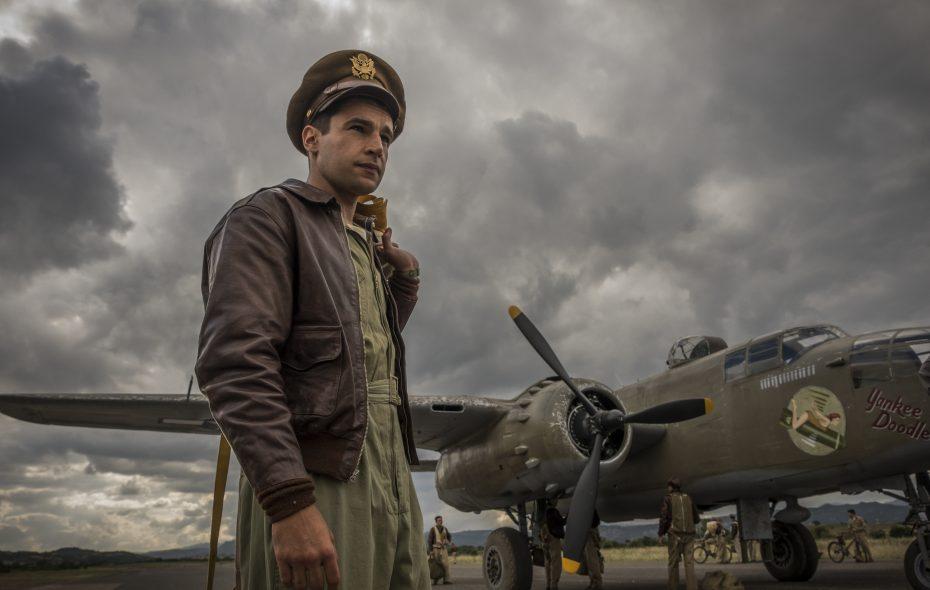 "Christopher Abbott stars as Yossarian in Hulu's ""Catch-22."" (Philipe Antonello/Hulu)"