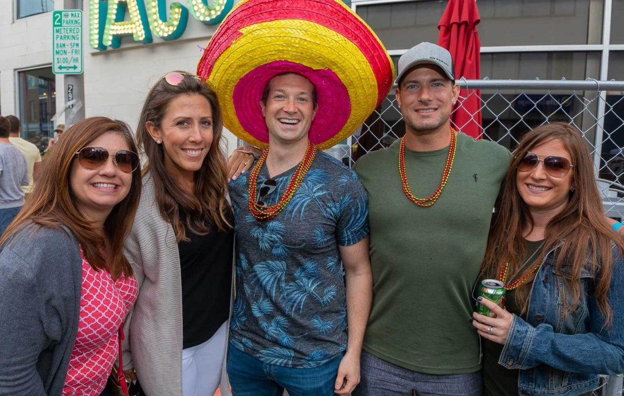 Celebrate Cinco de Mayo at Deep South Taco, Dos on the Lake, the Terrace at Delaware Park and more. (Don Nieman/Special to The News)