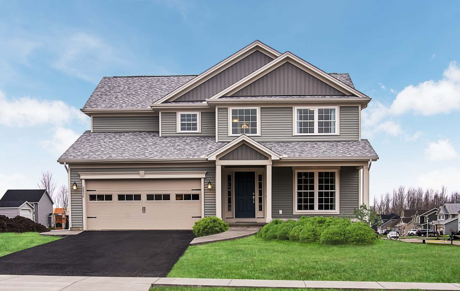 Marrano embraces family living with Hamburg model grand opening