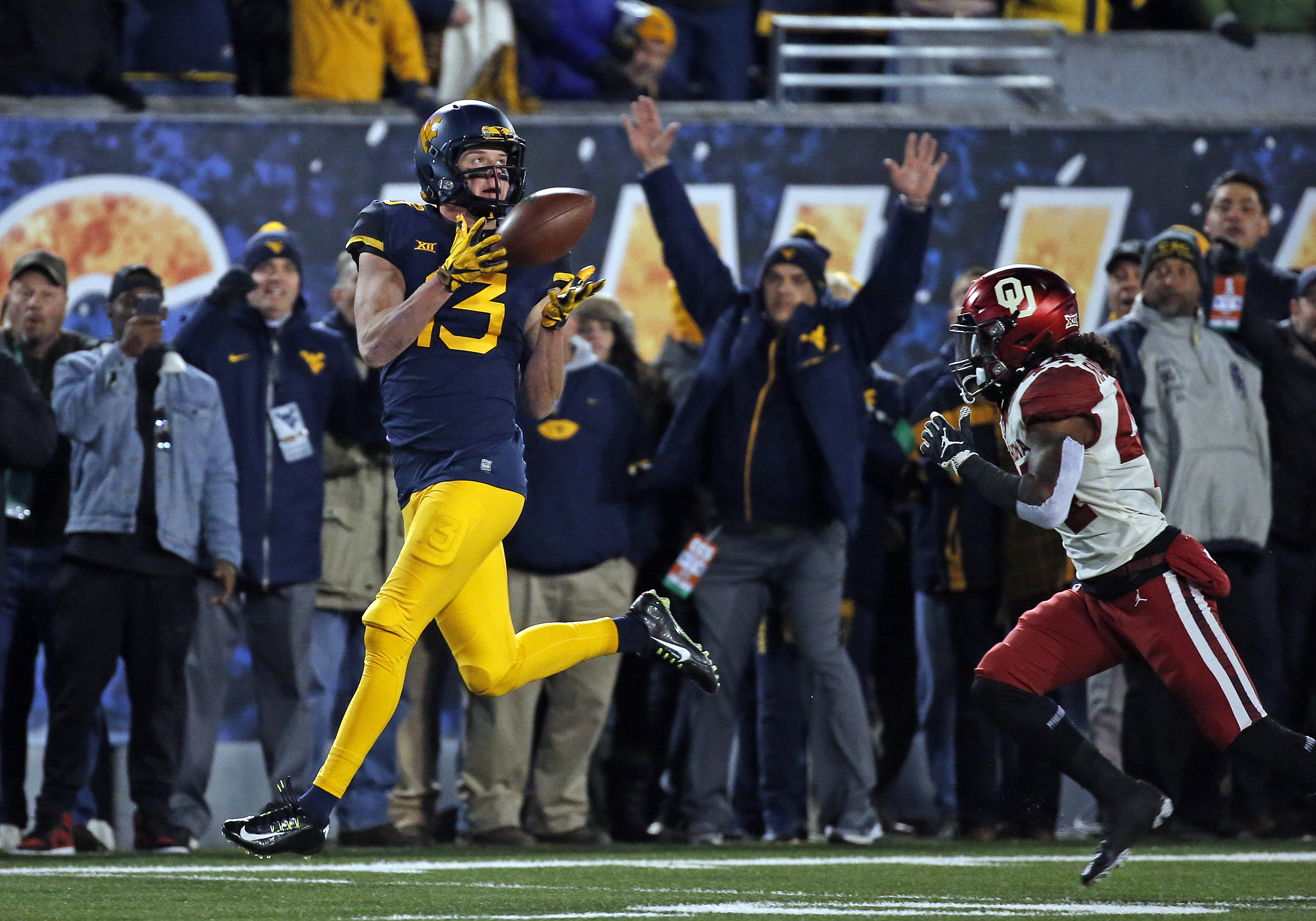 Why Undrafted Bills Receiver David Sills Might Be Steal Of