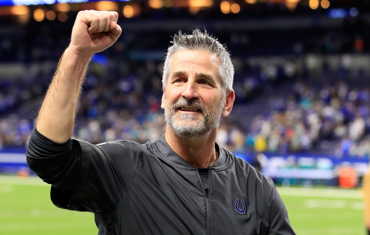 Frank Reich On Being Mediator With Bills And Higher Expectations