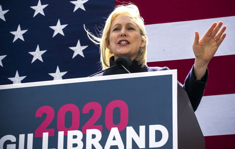 Sen. Kirsten E. Gillibrand dropped out of the presidential race Wednesday. (Getty Images)