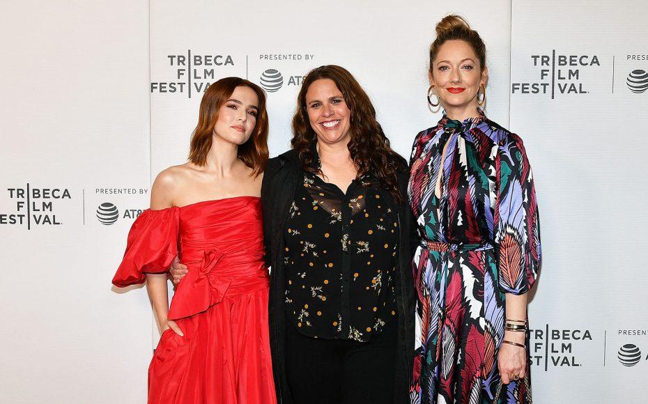 "Deutch_Wexler_Greer_""Buffaloed"" - 2019 Tribeca Film Festival"