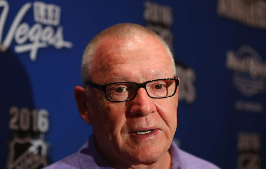 Jim Rutherford has spent the past five years as general manager of the Pittsburgh Penguins. (Getty Images)