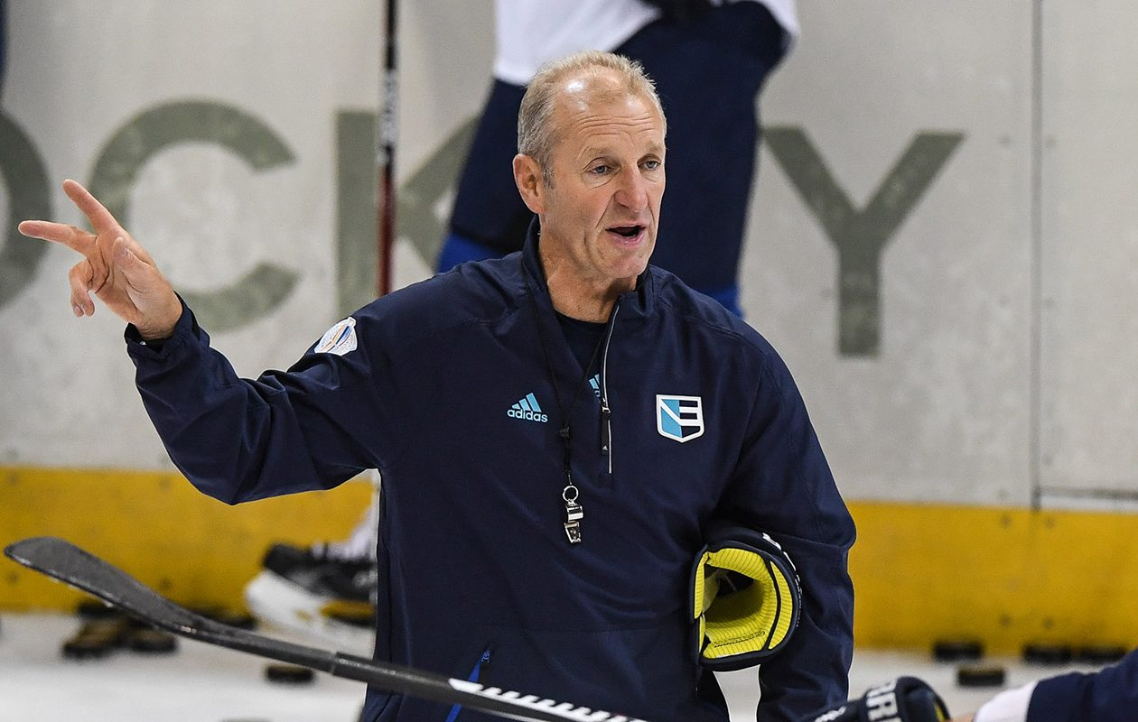 Ralph Krueger coached the Edmonton Oilers for one season. (Getty Images)