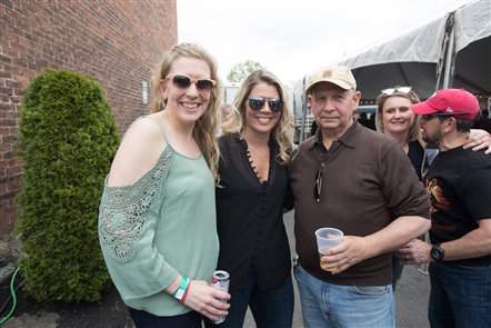 The Village of Hamburg was positively buzzing with live music on Saturday, May 18, 2019, for the annual Hamburg Music Festival. Memorial Park was the heart of the activity, with bands jamming all day long.