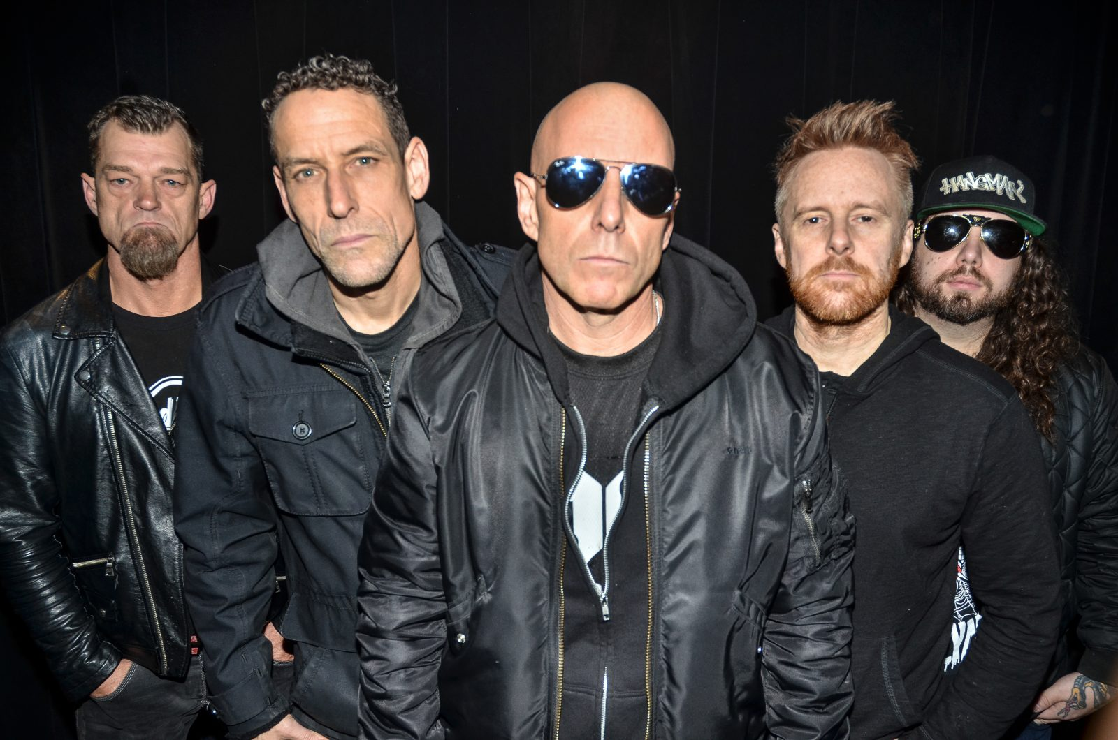 Canadian rock act The Headstones is part of 'Bordercrash' at Artpark. (Photo  by Nicklaus Ball)