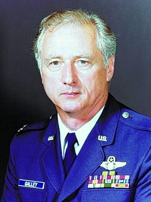 GALLEY, Brigadier General Eugene C.