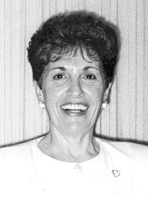 CRONIN, Marguerite Caswell (Leggieri)