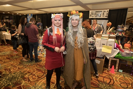 Fans of comics, movies, cosplay, professional wrestling and more took in the sights and sounds of Nickel City Con, a three-day event in the Buffalo Niagara Convention Center. Check out the scene on Sunday, May 19, 2019.