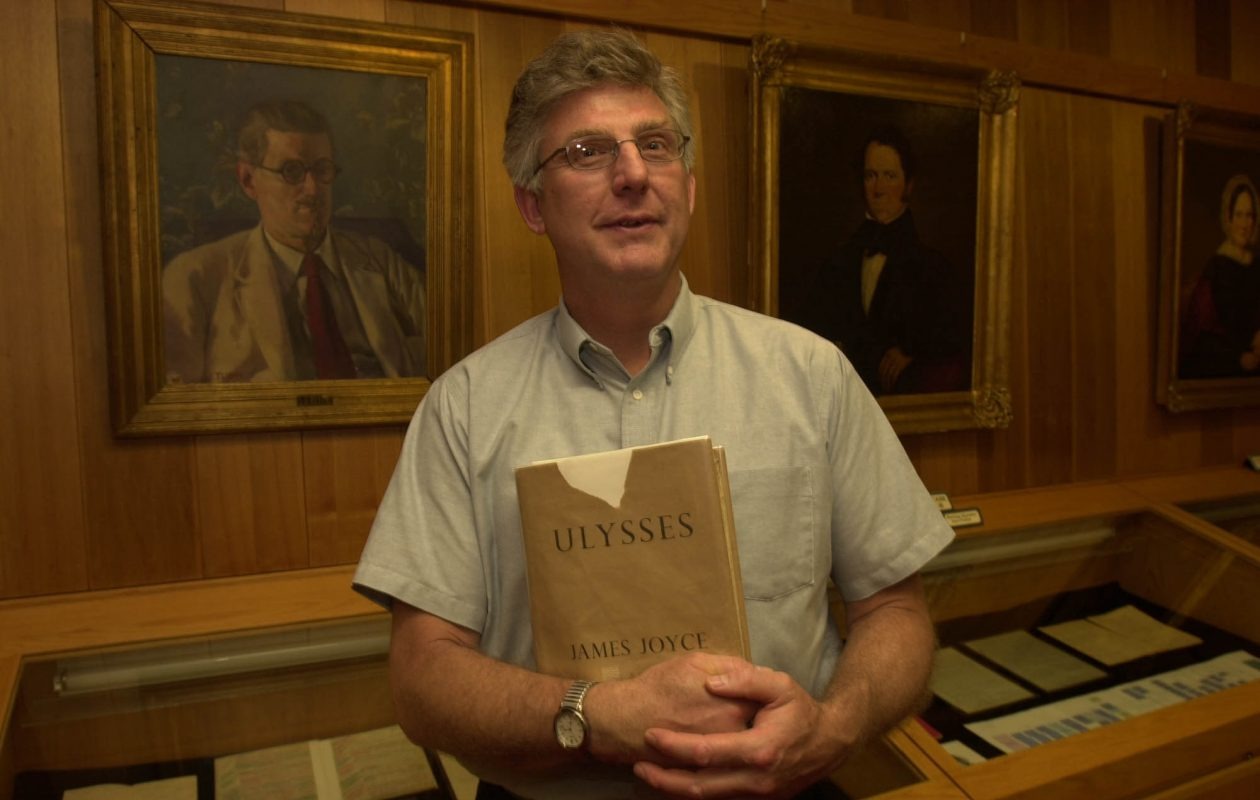 Patrick E. Martin, 70, arranged to bring lost Mark Twain manuscript back to Buffalo