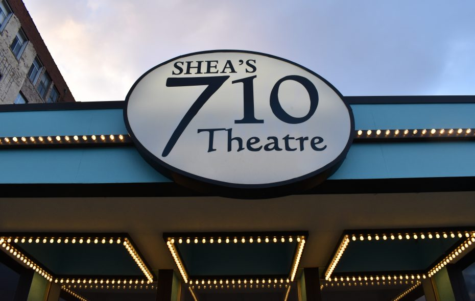 Shea's 710 Theatre is one of the local companies that is a recipient of the New York Main Street funds. (Photo courtesy Shea's.)