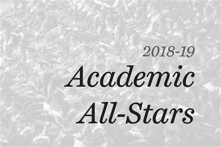 More than 200 students from Western New York schools will be honored on Thursday, May 16, 2019, at the Scholastic Achievement Recognition Dinner sponsored by the Erie-Niagara School Superintendents Association. The students being honored are the top three academic scholars from each area high school. Congratulations to the  2019 Academic All-Stars.