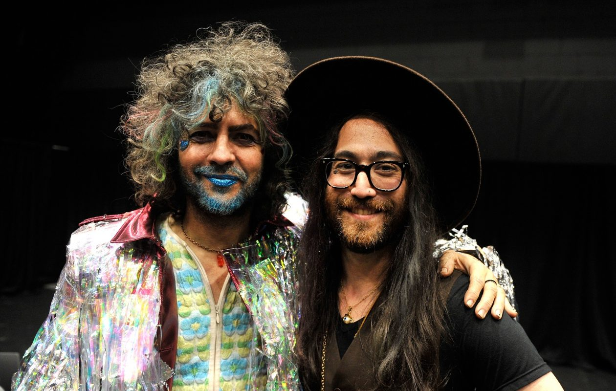 Wayne Coyne of The Flaming Lips, left, and Sean Lennon of the Claypool Lennon Delirium will team at Artpark for a show that Jeff Miers says is likely to be one of the summer's best. (Getty Images)