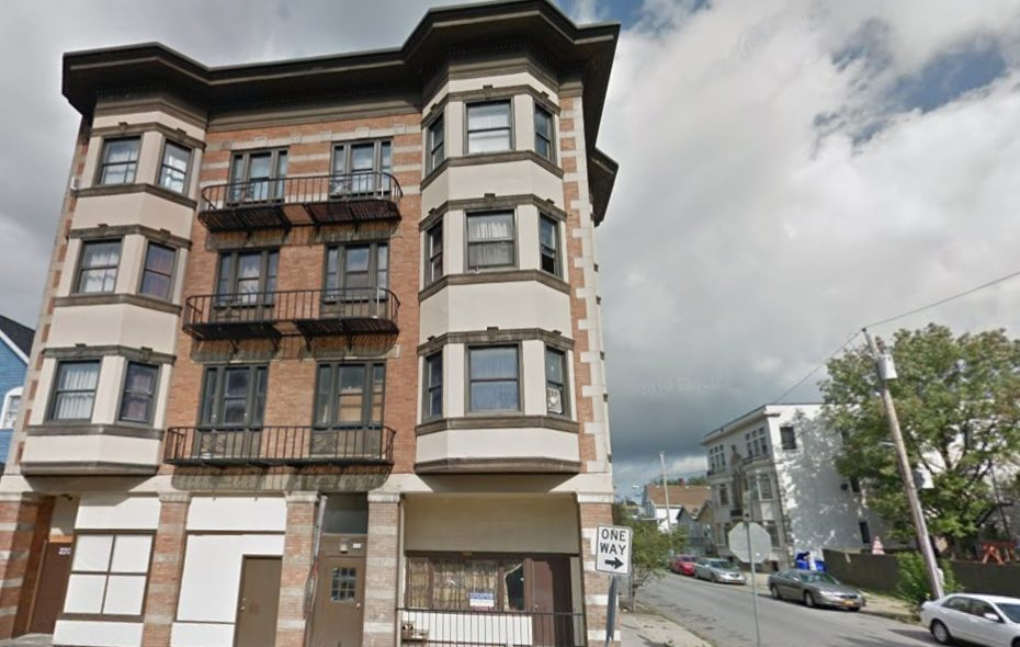 Property at 222 Carolina St. is one of nine purchased by Bridgeton Property Holdings of Audubon, N.J. (Google image)