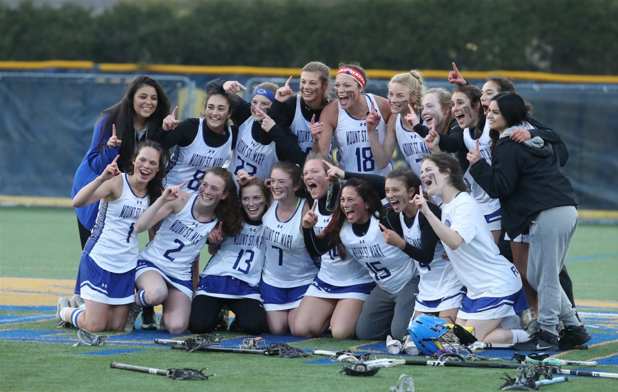 Sweet redemption, Mount St. Mary wins Msgr. Martin girls lacrosse title, advances to state