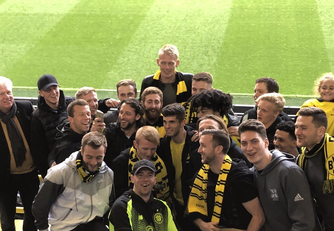 From Pulisic to St. Pauli, FC Buffalo players and staff share memories from Germany