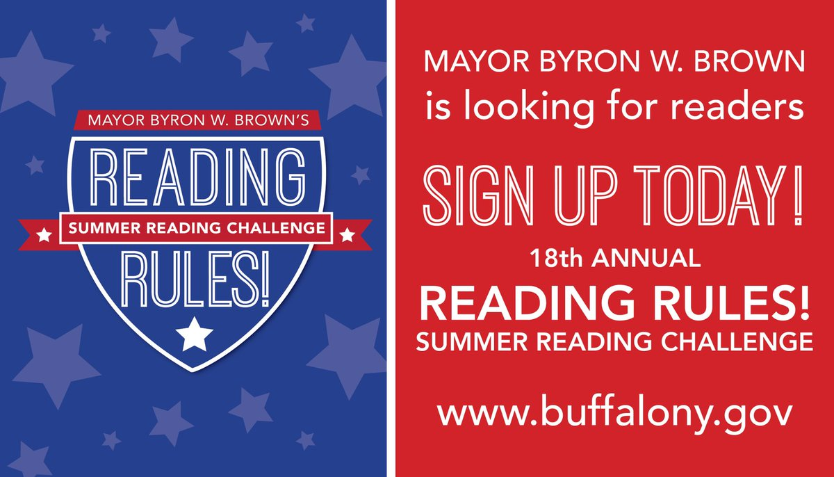 Applications open for city's 18th annual summer reading challenge