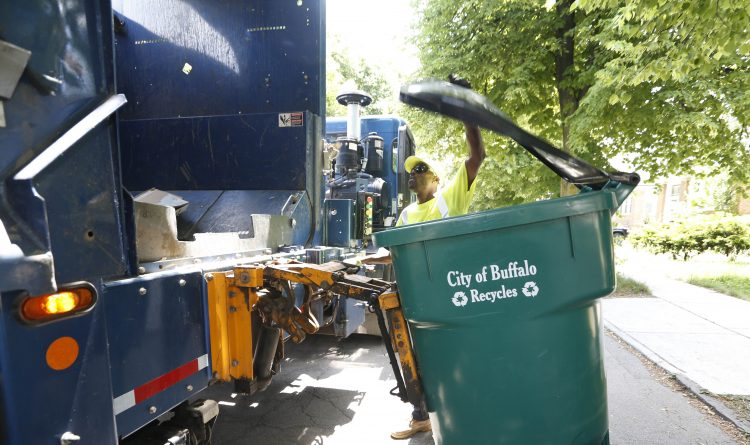 Erie County to offer free recycling information workshop – The Buffalo