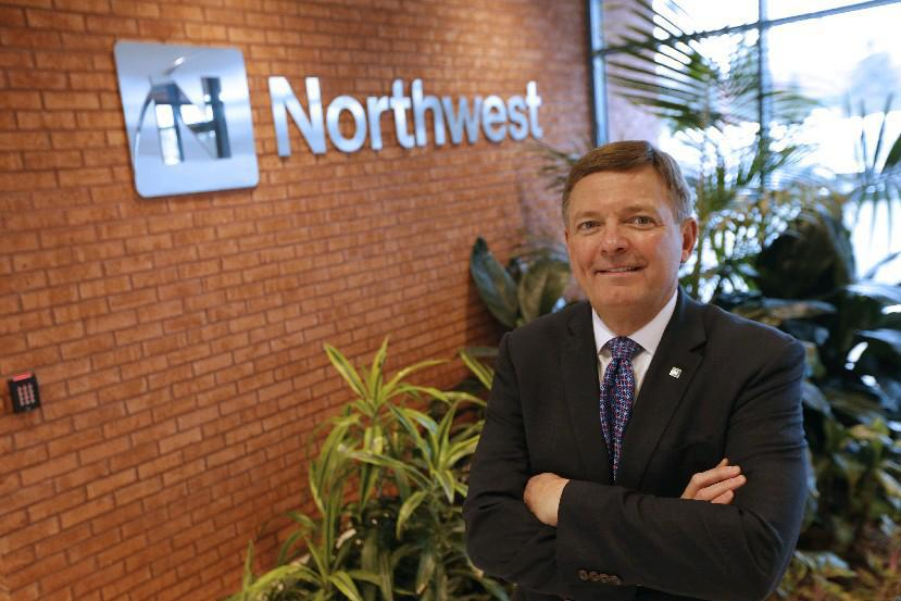 Ronald Seiffert says Northwest Bank's mortgage business has room to grow. (News file photo)
