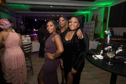 Beau Fleuve Music & Arts Foundation hosted the Sneaker Ball - an event where attendees pair formal wear with sneakers - on Saturday, May 18, 2019, in the Imagine Event Center in Black Rock.